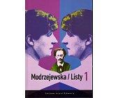 Szczegóły książki MODRZEJEWSKA. LISY - 2 TOMY