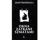 Szczegóły książki OKNA ZATKANE SZMATAMI