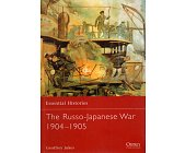 Szczegóły książki THE RUSSO-JAPANESE WAR 1904-1905 (OSPREY PUBLISHING)