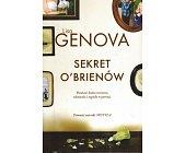 Szczegóły książki SEKRET O'BRIENÓW