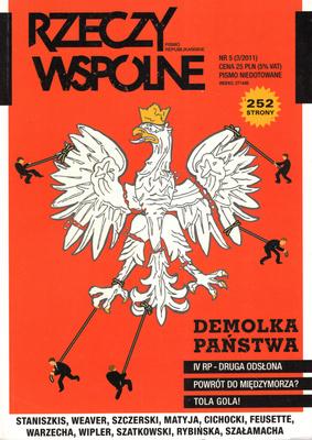 RZECZY WSPÓLNE - NR 5 (3/2011)