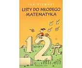 Szczegóły książki LISTY DO MŁODEGO MATEMATYKA
