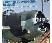 Szczegóły książki TBM TBF AVENGER IN DETAIL