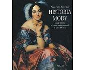 Szczegóły książki HISTORIA MODY