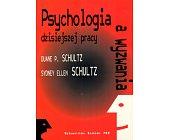 Szczegóły książki PSYCHOLOGIA W WYZWANIA DZISIEJSZEJ PRACY