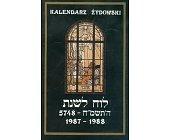 Szczegóły książki KALENDARZ ŻYDOWSKI - ALMANACH 1987-1988