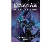 Szczegóły książki DRAGON AGE. UTRACONY TRON