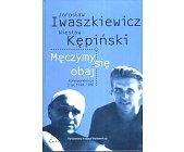 Szczegóły książki MĘCZYMY SIĘ OBAJ - KORESPONDENCJA Z LAT 1948 - 1980