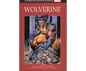 Szczegóły książki SUPERBOHATEROWIE MARVELA - 2 - WOLVERINE