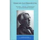 Szczegóły książki EDMUND JAN OSMAŃCZYK