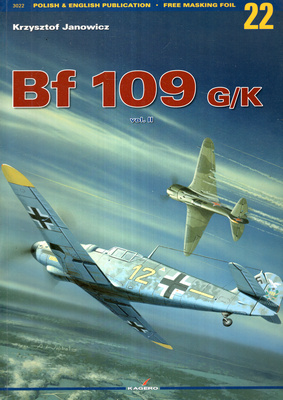 BF 109 G/K - VOL II