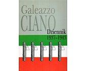 Szczegóły książki DZIENNIK 1937 - 1943