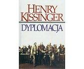 Szczegóły książki DYPLOMACJA