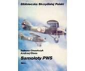 Szczegóły książki SAMOLOTY PWS