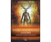 Szczegóły książki POLSKA DEMONOLOGIA LUDOWA