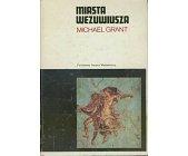 Szczegóły książki MIASTA WEZUWIUSZA - POMPEJE I HERKULANUM (CERAM)
