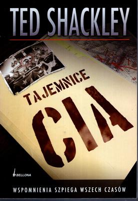 TAJEMNICE CIA