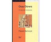Szczegóły książki OCZY DURERA