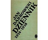 Szczegóły książki DZIENNIK 1914 - 1918