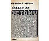 Szczegóły książki DODATKI DO BETONU