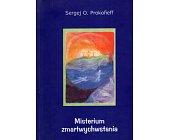 Szczegóły książki MISTERIUM ZMARTWYCHWSTANIA