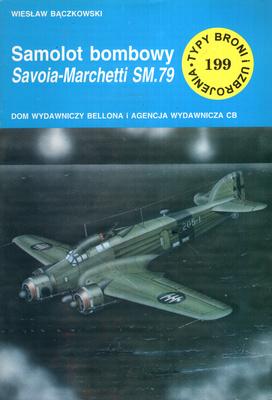 SAMOLOT BOMBOWY SAVOIA - MARCHETTI SM.79