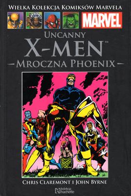 UNCANNY X-MEN - MROCZNA PHOENIX