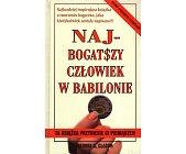 Szczegóły książki NAJBOGATSZY CZŁOWIEK W BABILONIE