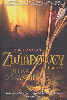 ZWIADOWCY - KSIĘGA 4 - BITWA O SKANDIĘ