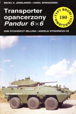 TRANSPORTER OPANCERZONY PANDUR 6X6