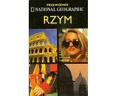 Szczegóły książki RZYM - PRZEWODNIK NATIONAL GEOGRAPHIC