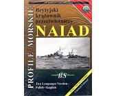 Szczegóły książki BRYTYJSKI PRZECIWLOTNICZY KRĄŻOWNIK HMS NAIAD