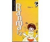 Szczegóły książki RANMA 1/2 - TOM 11