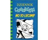 Szczegóły książki DZIENNIK CWANIACZKA. NO TO LECIMY