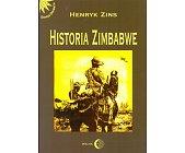 Szczegóły książki HISTORIA ZIMBABWE