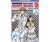Szczegóły książki OURAN HIGH SCHOOL HOST CLUB - TOM 5