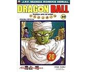 Szczegóły książki DRAGON BALL - TOM 20 - DECYDUJĄCA WALKA NAD WALKAMI