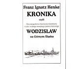 Szczegóły książki KRONIKA CZYLI OPIS TOPOGRAFICZNO-HISTORYCZNO-STATYSTYCZNY MIASTA...