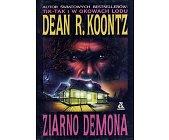 Szczegóły książki ZIARNO DEMONA