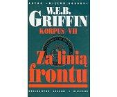 Szczegóły książki KORPUS - TOM VII - ZA LINIĄ FRONTU