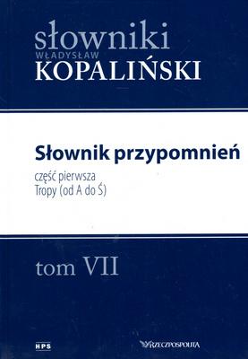 SŁOWNIK PRZYPOMNIEŃ - 2 TOMY