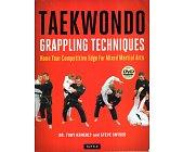 Szczegóły książki TAEKWONDO GRAPPLING TECHNIQUES