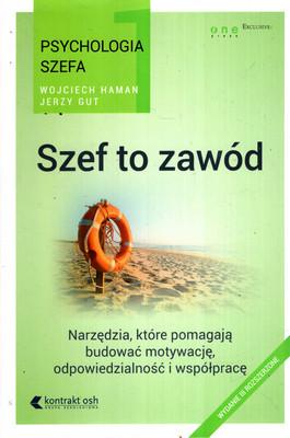 SZEF TO ZAWÓD