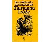 Szczegóły książki MARIANNA I RÓŻE