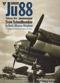 JU 88 FROM SCHNELBOMBER VOL 1