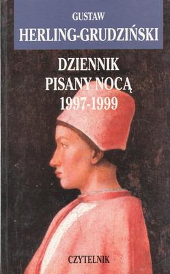 DZIENNIK PISANY NOCĄ 1997-1999