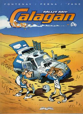 RALLYE RAID - CALAGAN