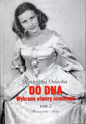 DO DNA. WYBRANE UTWORY SCENICZNE - TOM 2