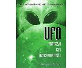 Szczegóły książki UFO - FANTAZJA CZY RZECZYWISTOŚĆ?