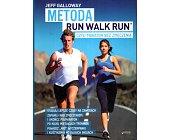 Szczegóły książki METODA RUN WALK RUN CZYLI MARATON BEZ ZMĘCZENIA